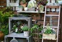 Dekoration Garden