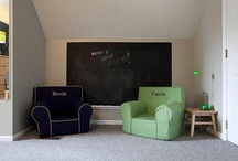 Play room  / by O. Guay