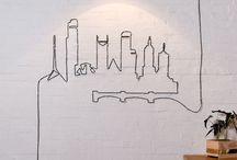 Wall DIY