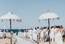 Bruiloft Thijs & Ankie / Pin je mee voor de jurk. Alle inspiratie is welkom