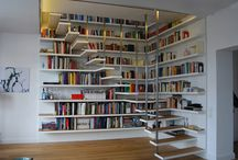 Ispirazioni LIBRERIE WOW! /AMAZING BOOKSHELVES