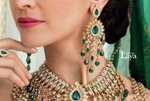 Индийские украшения.
