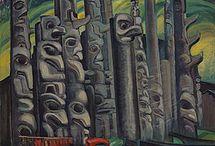 Natives and Native Art / by Vicki Echerd