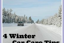 Car Care Tips / Tips for any season to prolong the health of your vehicle and keep it in tip top shape!
