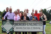 Brokers Unlimited Team / Team