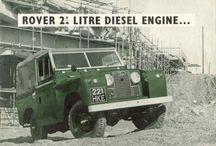 Land-Rover série...