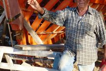 Nektarios - Aegina boat builder