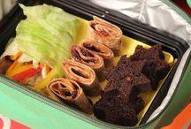 Healthy lunch/snacks for kids  / by Tara Bardella