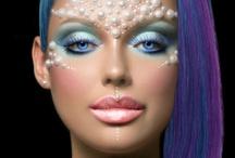 makijaż kreatywny