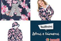Tendências Brandili Inverno 2015 / Confira as tendências de moda infantil para o seu amor arrasar neste inverno 2015 com Brandili! #lookbrandili