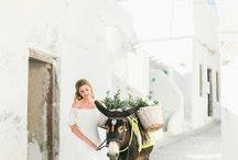A White Washed Wedding In Greece For The Minimalist At Heart!