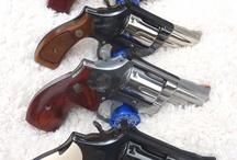 Firearms / by Dennis Pecotte