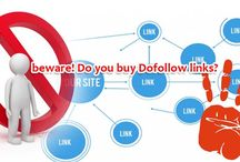 """Know why? """"Don't buy and sell Dofollow links""""."""