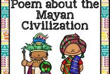 Mayans, Incas, Aztecs