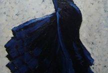 dibujos flamencos