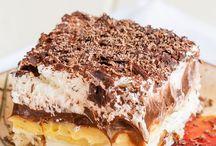 Cake, desserts