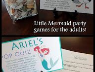 Lara's 5th Birthday / Mermaid and budget Children's party ideas