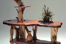 Přírodní Stůl  - ( Natural Table )