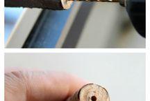 lápis rustico