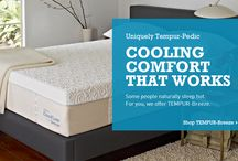 For the Bedroom / Mattresses and new technology inside to help sleep more comfortably!