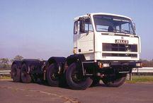R Russian Trucks - JELCZ / Trucks of the Russian brand JELCZ.