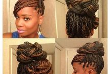 Braids / Everything you need to know about braids! / by AfroAvenue