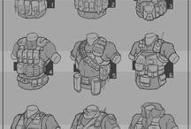 Tactical Gear & Concept