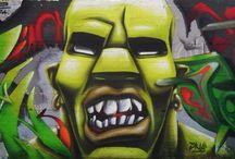 Graffiti / by usama eltelbany
