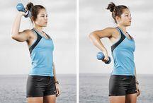 Shoulder/Arm exercises / Frozen shoulder