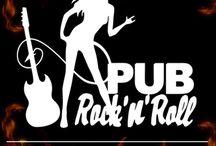 Rock-n-roll pub