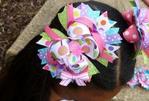 Hair Bows / by Michell Johnson
