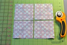 Quilting / Patchwork Tutorials / by Abby West