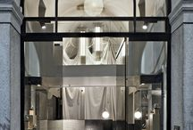 Montenapoleone VIP Lounge Milan / The world's first VIP lounge in Milan, offering elite travelers personalized luxury services. Project Architect: Galante + Menichini Architetti Photographer: Germano Borrelli