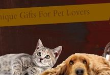 Unique Gifts For Pet Lovers / Find fun unique gifts for pet lovers over at  http://www.xacey.com/unique-gifts-for pet-lovers