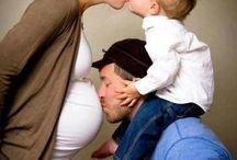 Family Maternity pics