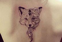tatouage animal / animal tattoo