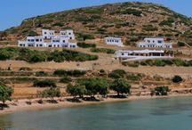 Beaches of Lipsi Island, Greece