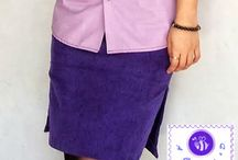 My Sewing Designs / Sewing patterns from Maz Kwok's Designs