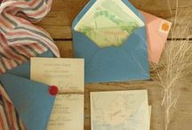 Destination: Wedding / Destination weddings, exotic weddings, invitations, bespoke invitations, custom wedding invitations