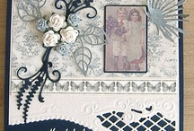 Marianne Design Cards / by Julianne Bingham