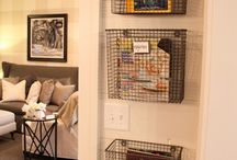 Home decor / by Christy Smreker-Sweeney