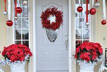 {Decor} Christmas Outdoors