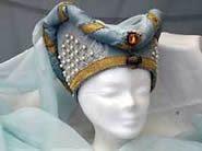 Accessoires  Kopfbedeckungen / Headdresses / Verschiedenes  Different Accessoires and Headdresses