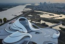 Harbin Opera House / By MAD Architects.