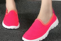 Happy Shoes, colorful shoes! / Feet feel much better in colorful shoes!