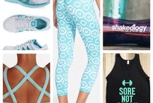 {Style} Workout / Workout and fitness gear
