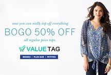 DressBarn Free Verified Coupons / Get special deals & promotions, coupon codes from Valuetag.
