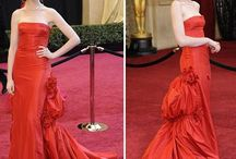 Marvellous Red Dresses / Red is the color of seduction and love. Check out some of these amazing RED dresses.