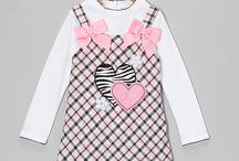 Hermosos para niña / Vestidos