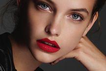 C. Madeleine's Fall Photo Shoot: Makeup Inspo